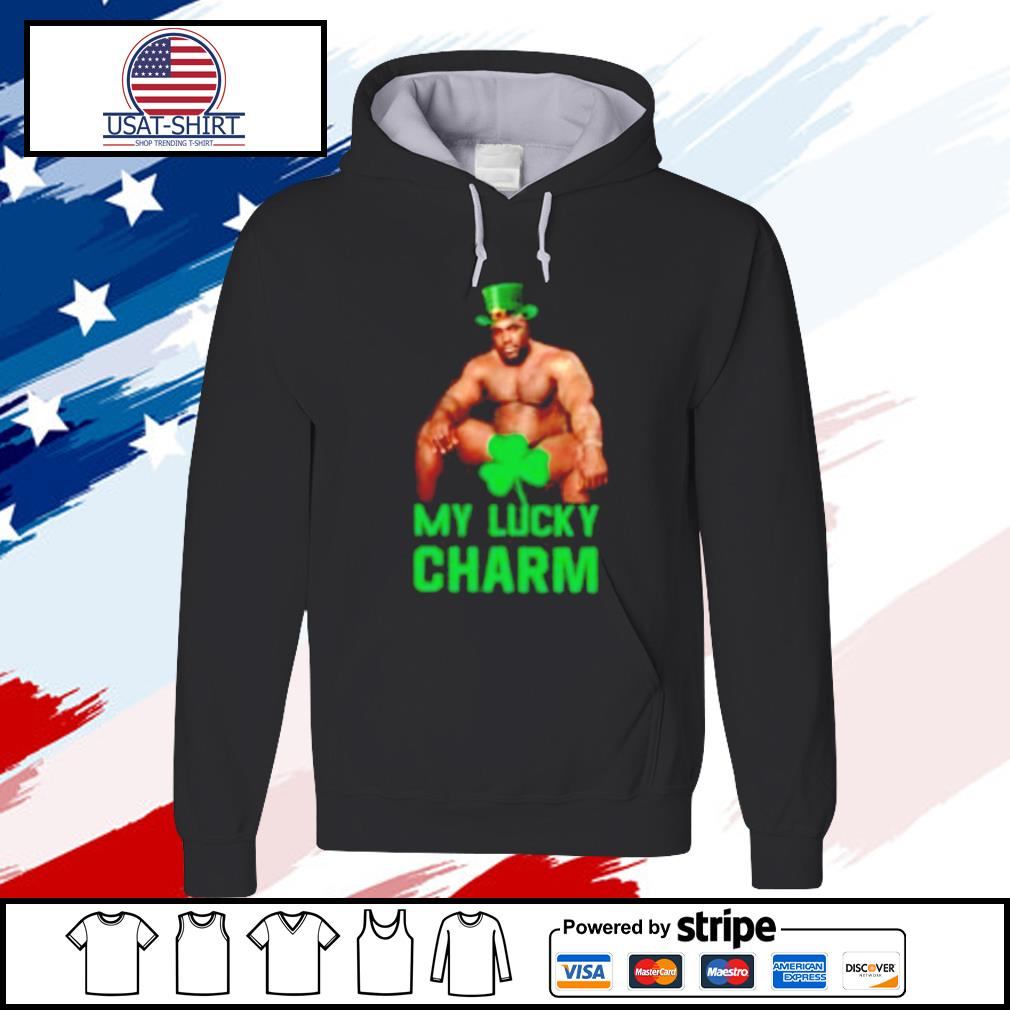 Barry Wood my lucky charms St Patrick's day s hoodie