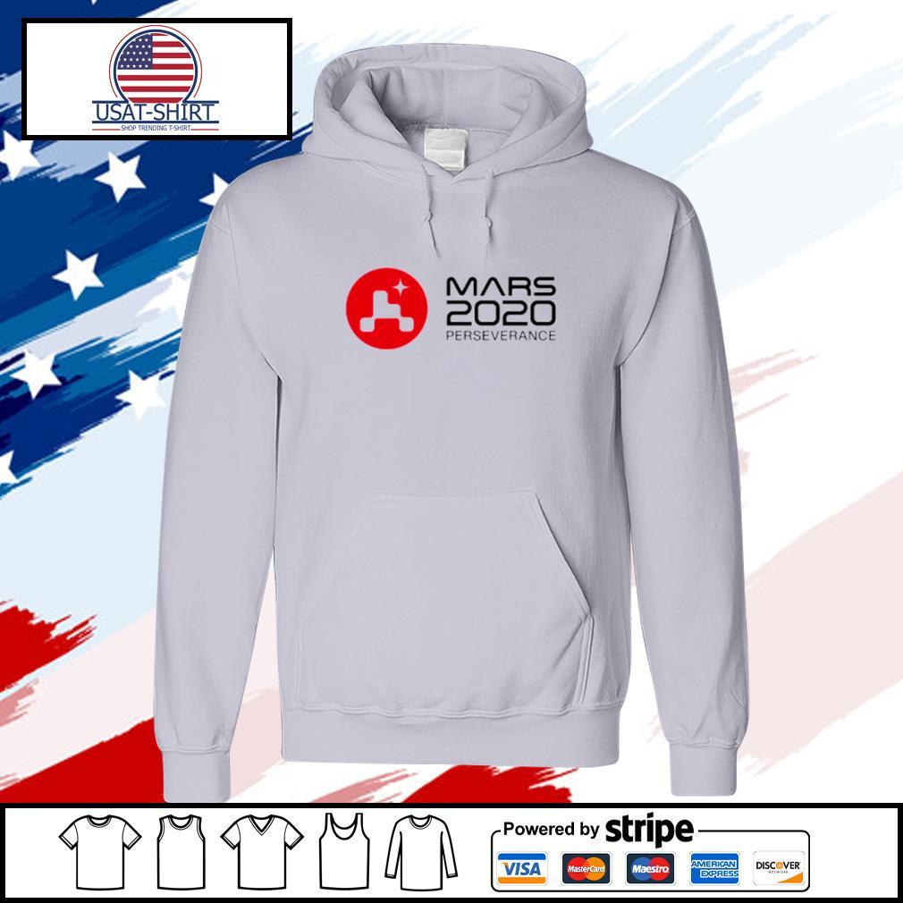 Mars 2020 perseverance s hoodie