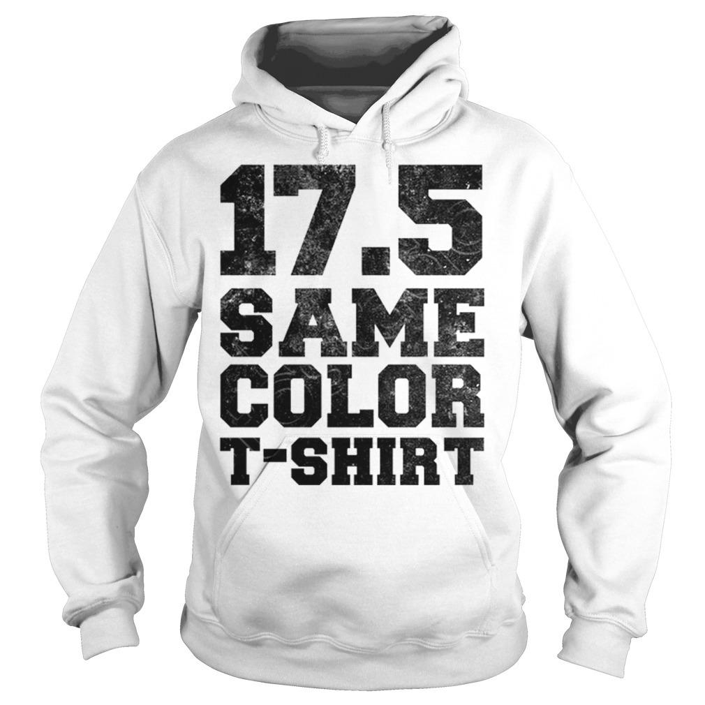 17,5 Same color Hoodie