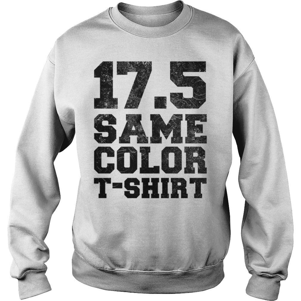 17,5 Same color Sweater