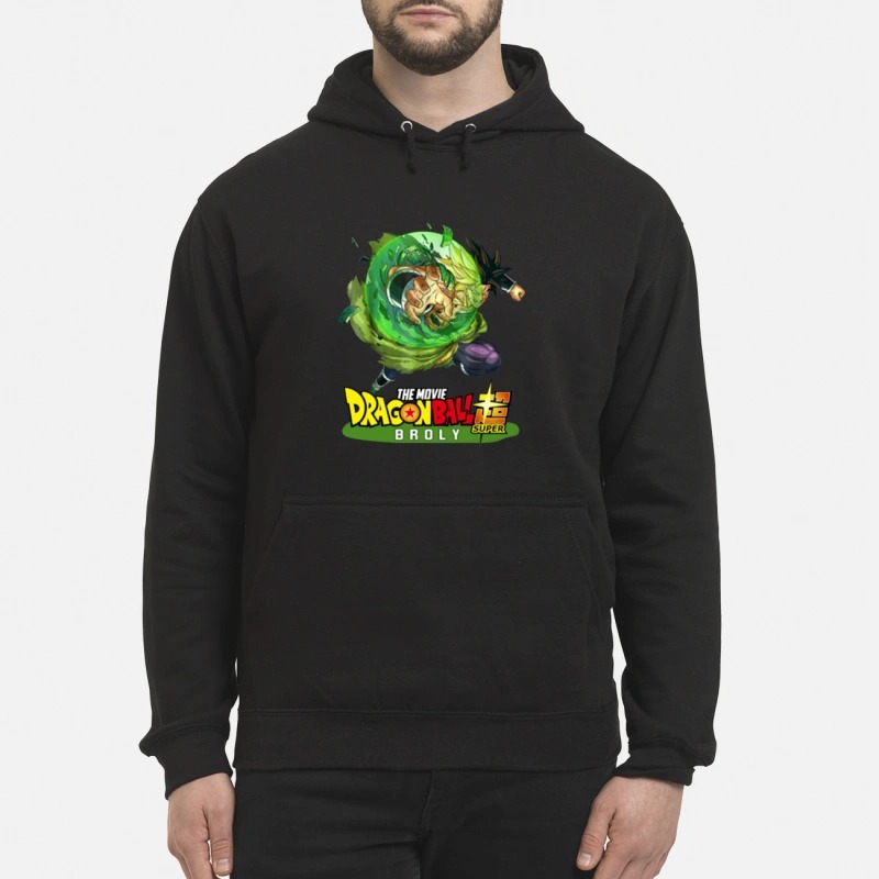 Dragon ball 2019 super broly Hoodie