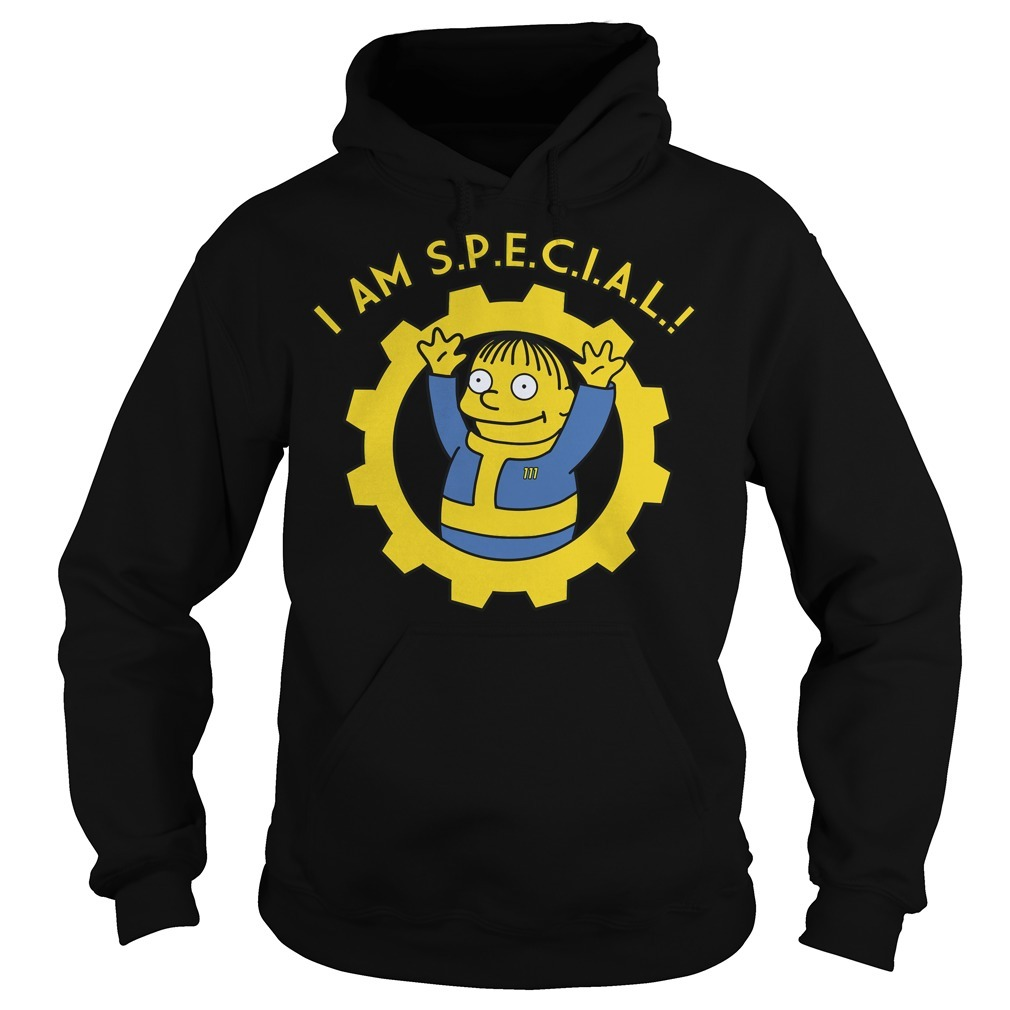 Fallout I am special Hoodie