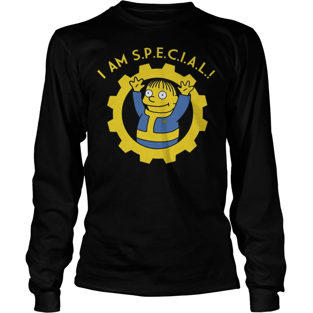 Fallout I am special Longsleeve Tee