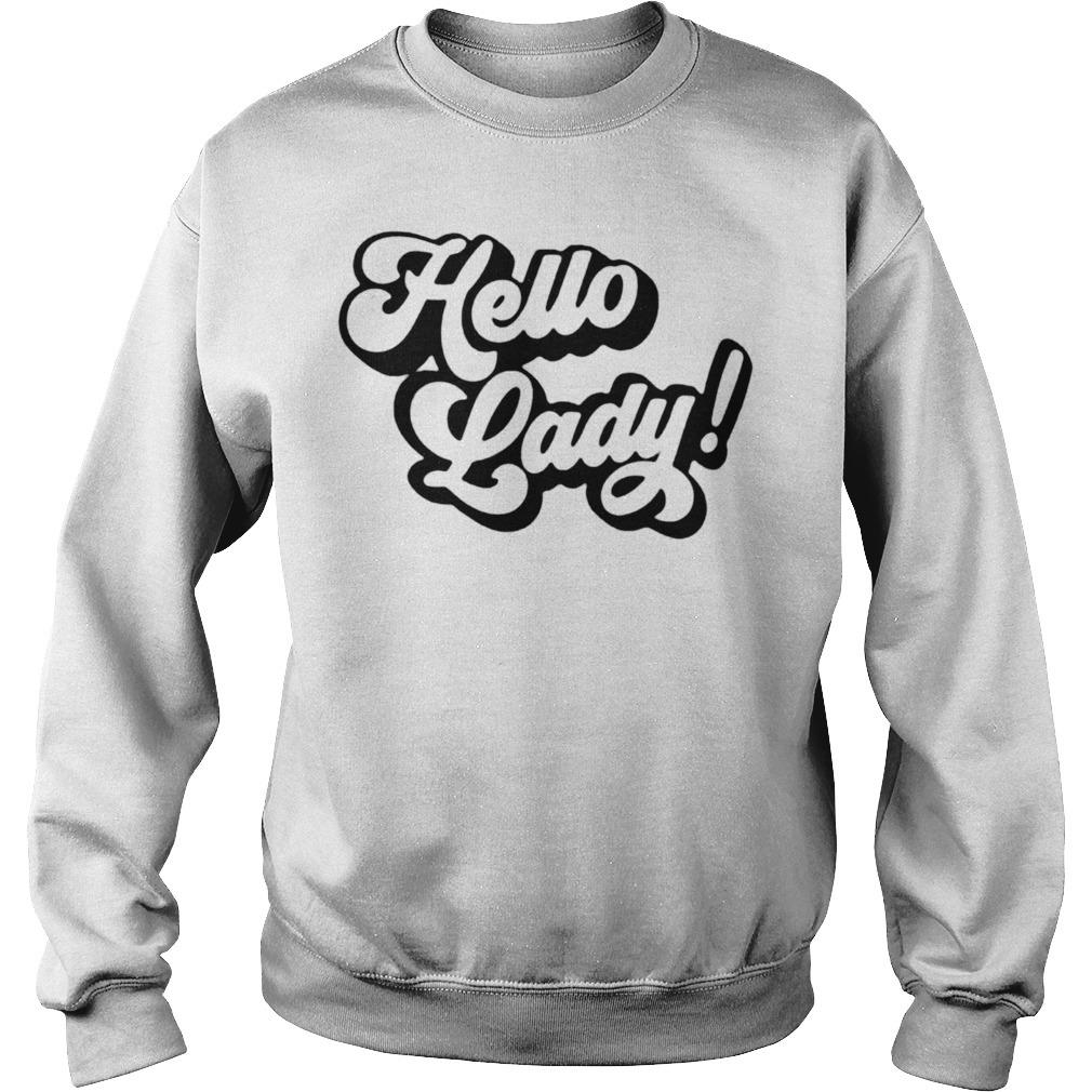 Hello lady Sweater