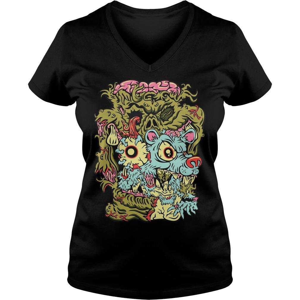 I've got my eye on you V-neck T-shirt