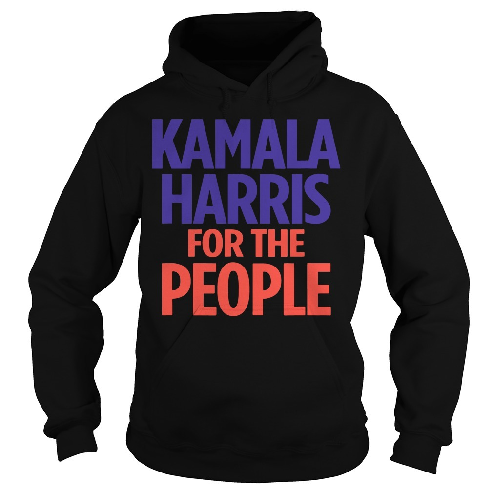 Kamala Harris for the people Hoodie