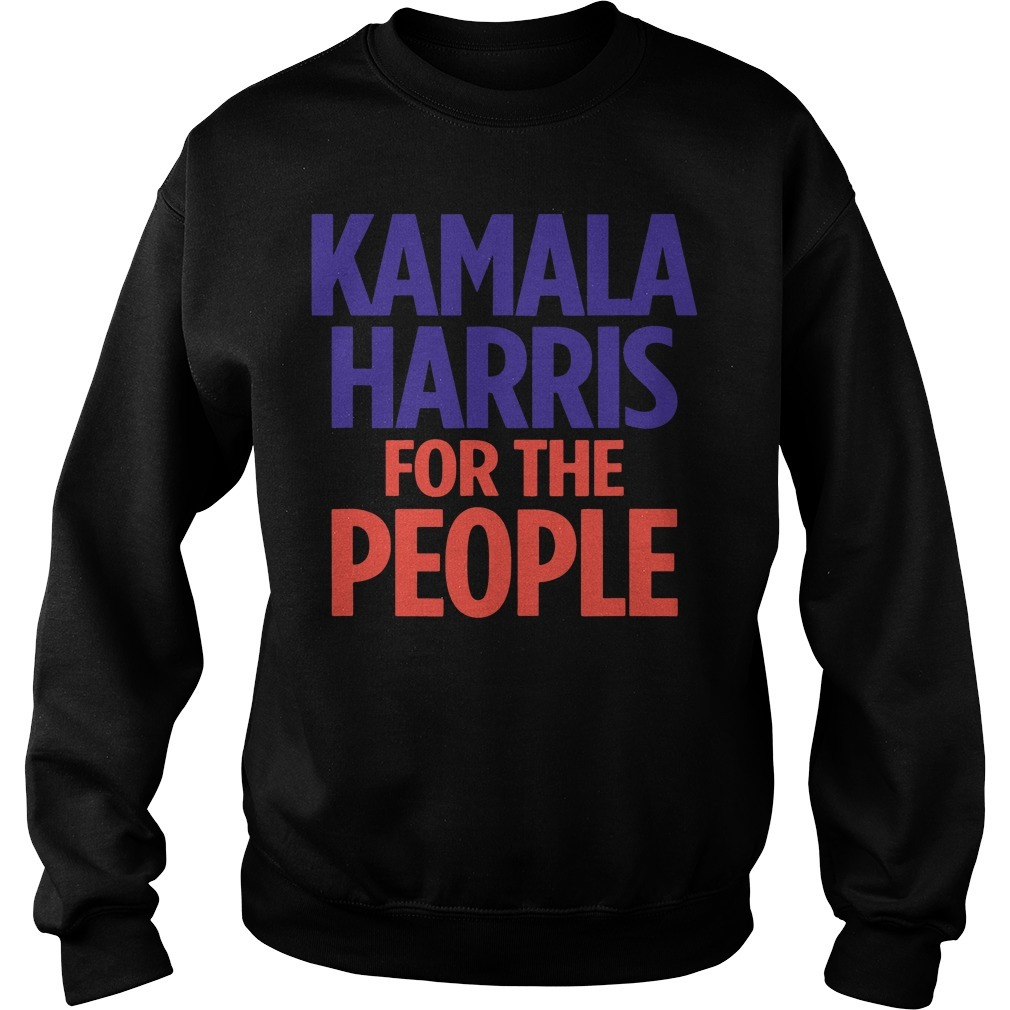 Kamala Harris for the people Sweater