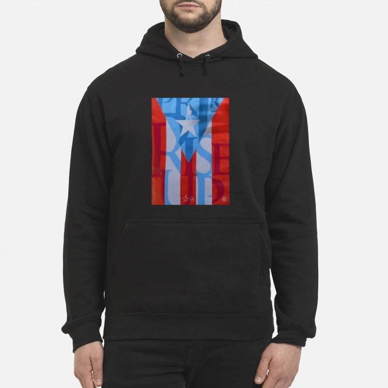 Lin-manuel Miranda Hamilton Puerto Rico Hoodie