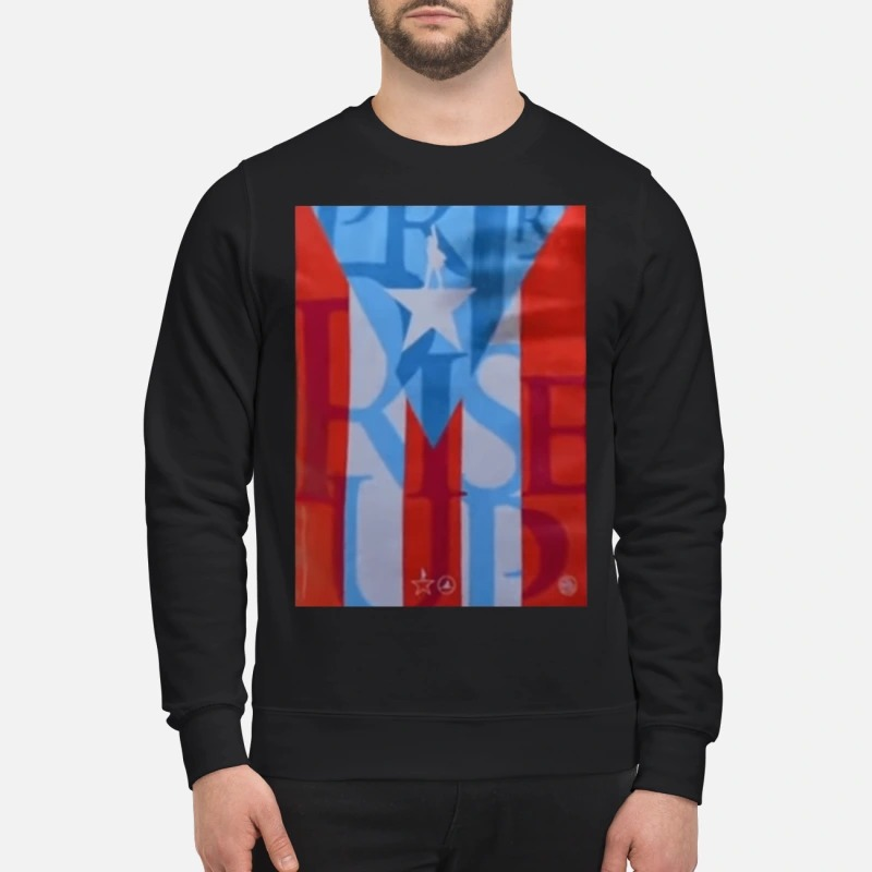 Lin-manuel Miranda Hamilton Puerto Rico Sweater