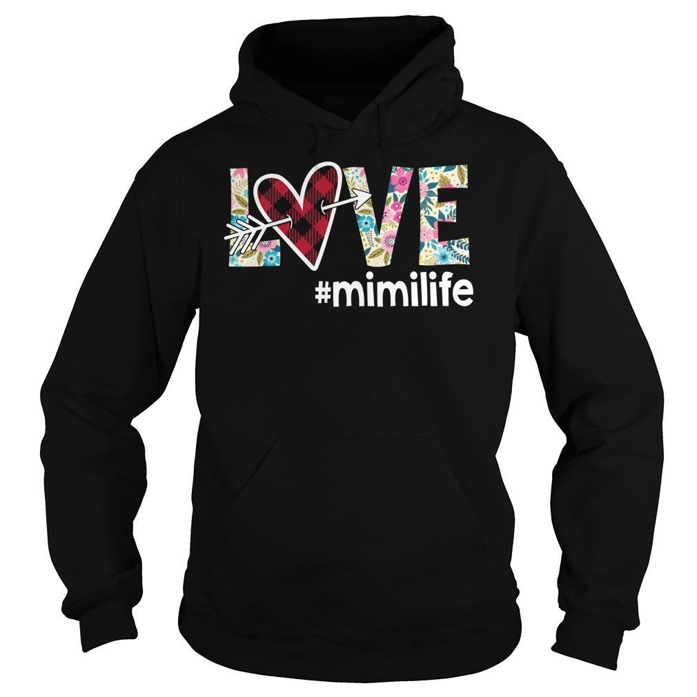 Love mimilife Hoodie
