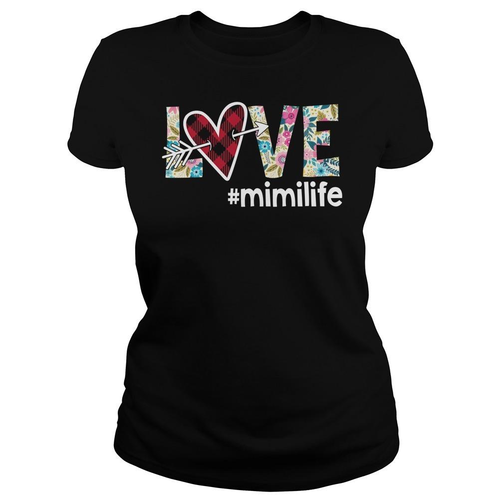 Love mimilife Ladies Tee