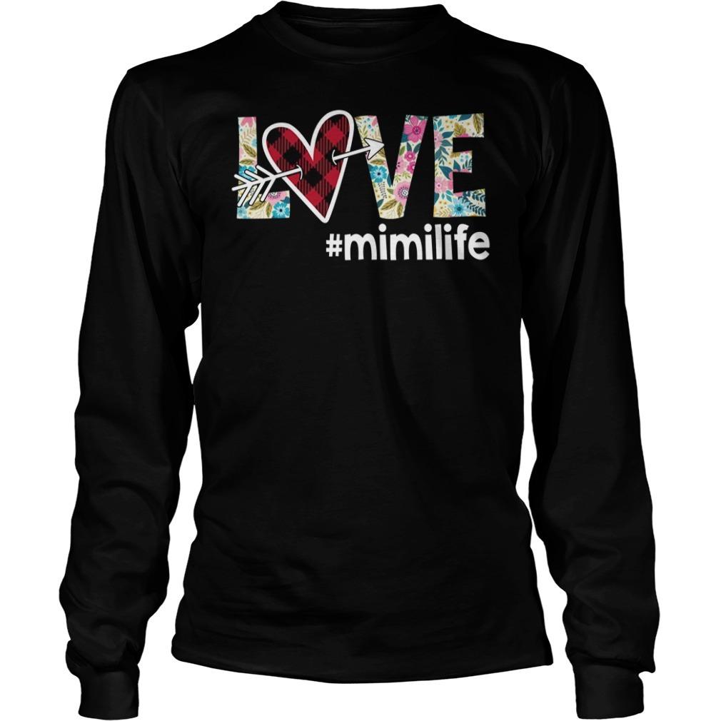 Love mimilife Longsleeve Tee