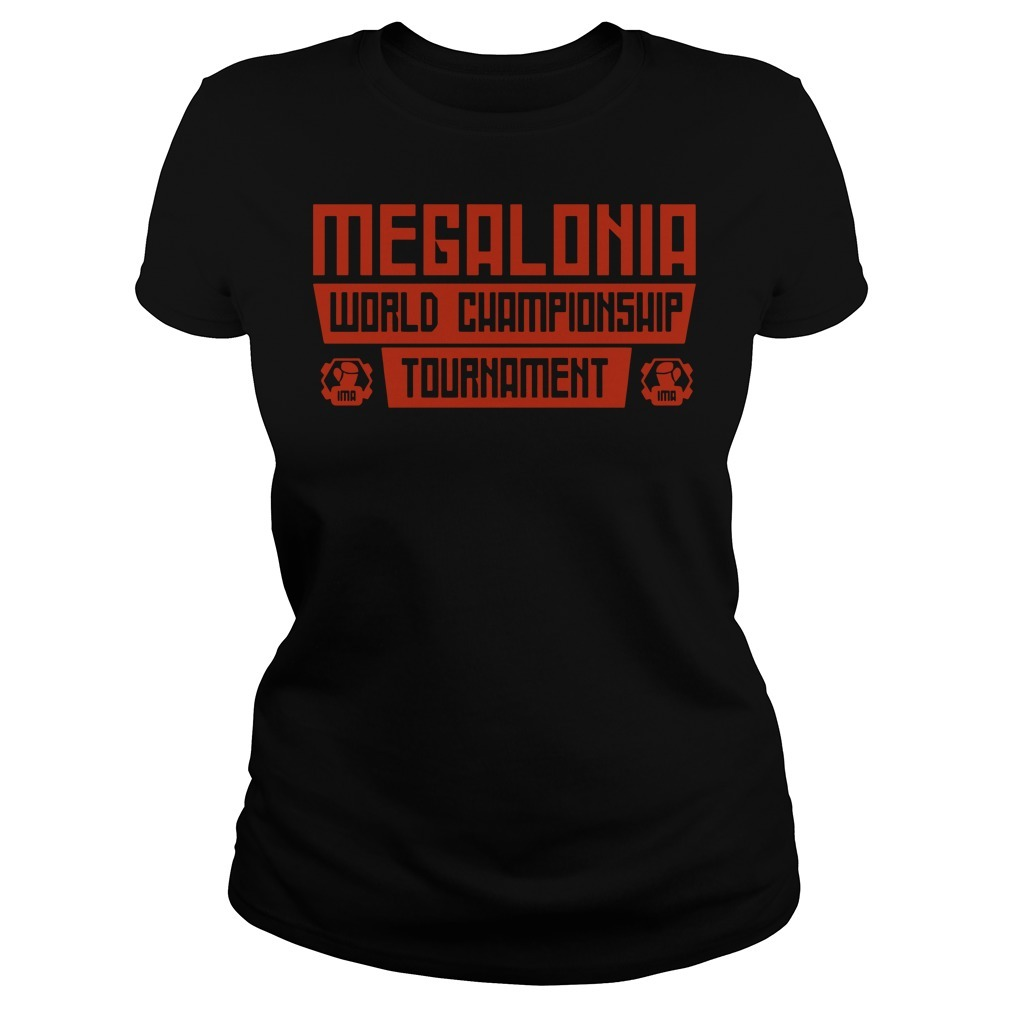 Megalonia world championship tournament Ladies Tee