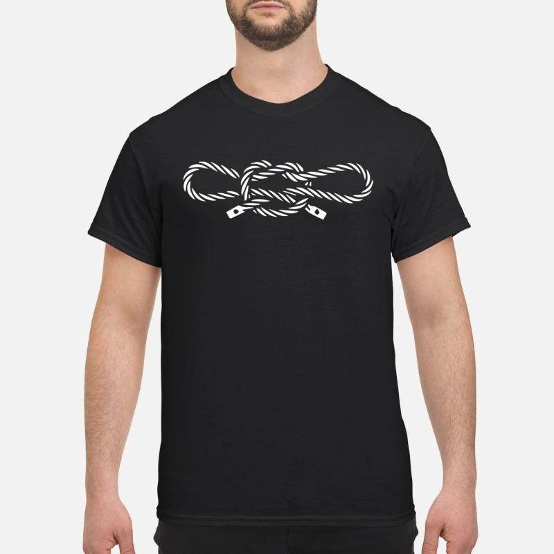 Narcos Pablo nautical rope shirt