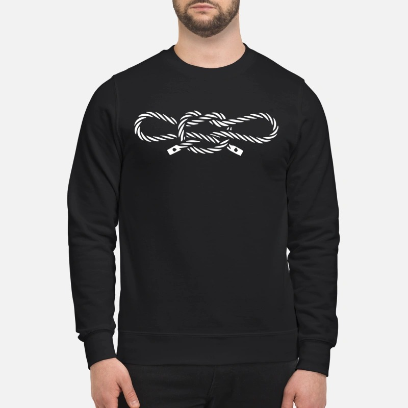 Narcos Pablo nautical rope Sweater