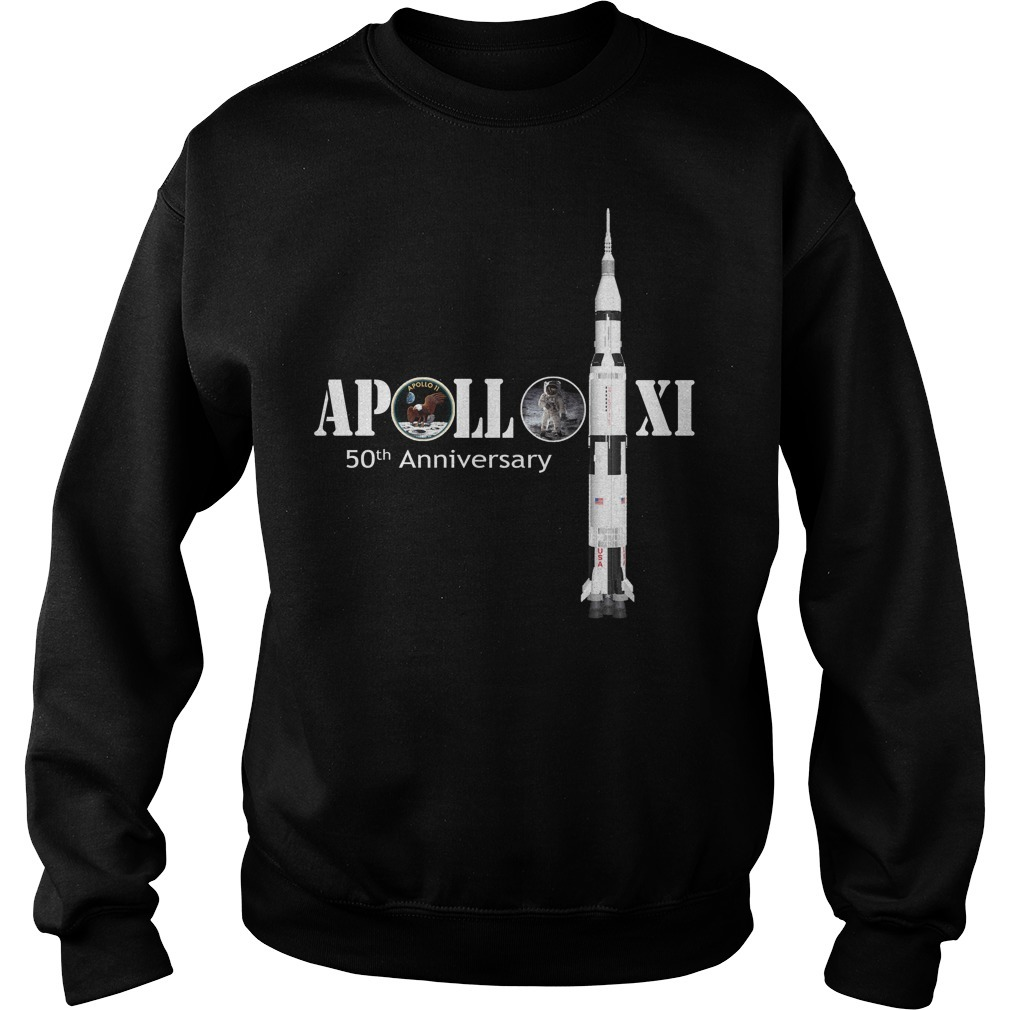 Nasa Apollo 11 50th anniversary Sweater