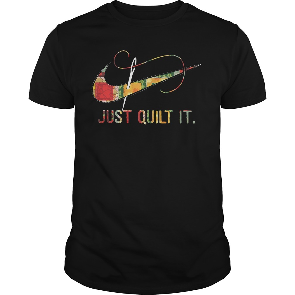 Nike just quilt it shirt