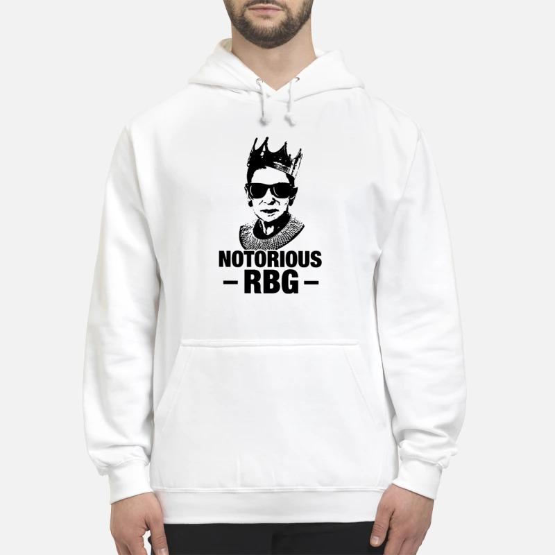 Notorious RBG ruth bader ginsburg Hoodie