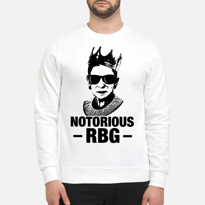 Notorious RBG ruth bader ginsburg Sweater