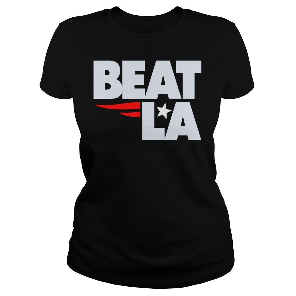 Patriots beat LA Ladies Tee