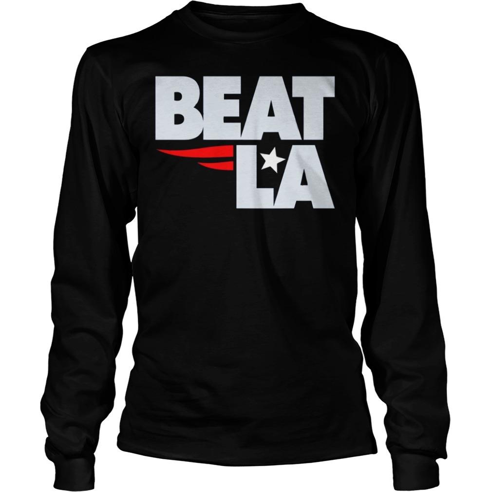 Patriots beat LA Longsleeve Tee