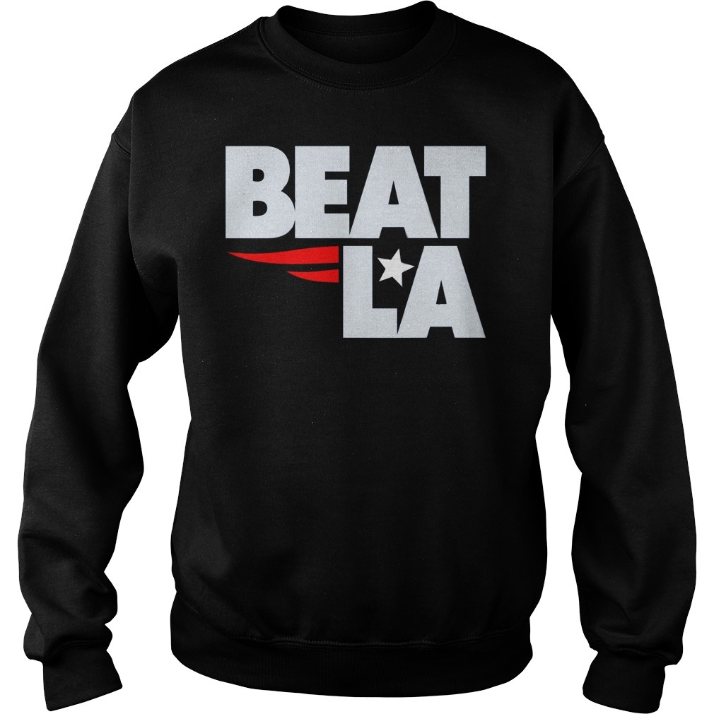 Patriots beat LA Sweater