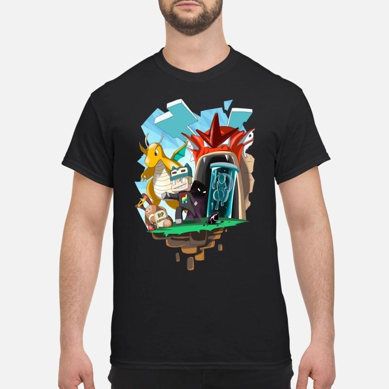 Pixelmon GX Guys Shirt