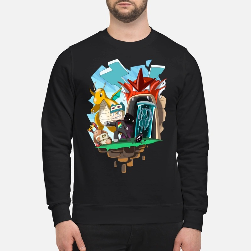 Pixelmon GX Sweater