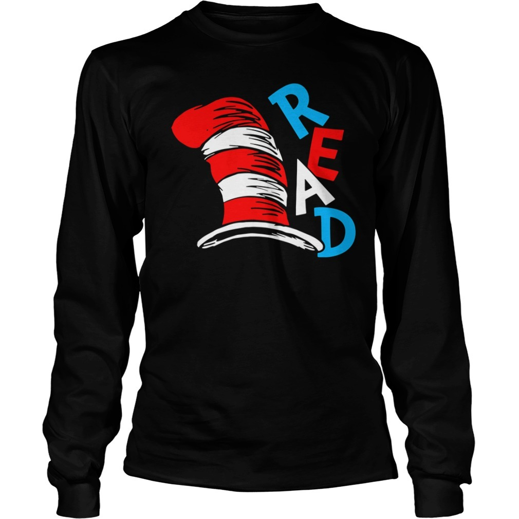 Read everyday Longsleeve Tee