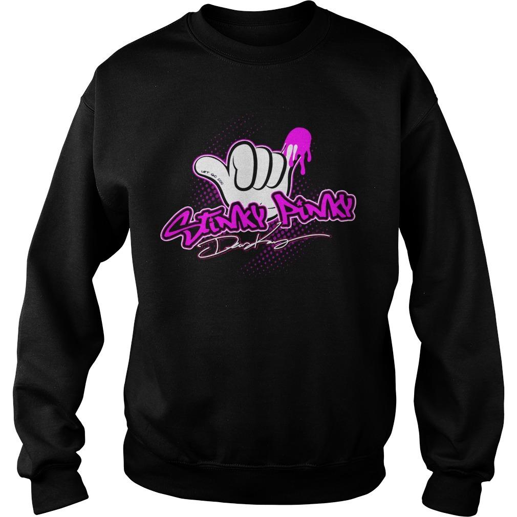 Stinky pinky Sweater