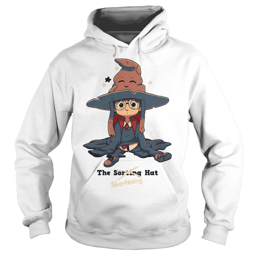 The shortening hat Hoodie