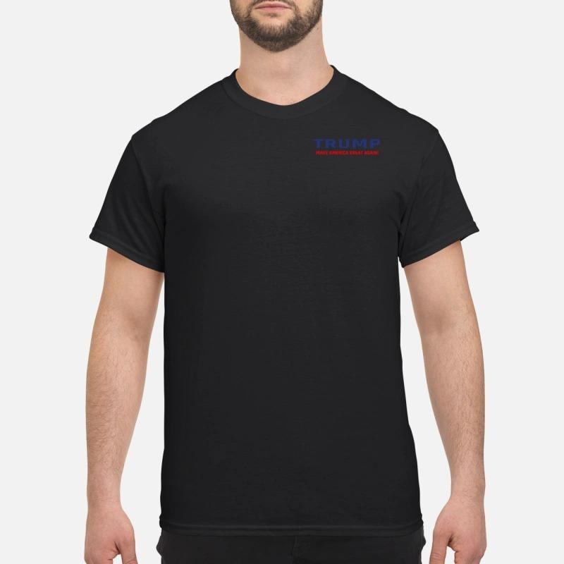 Trisha Paytas Trump shirt
