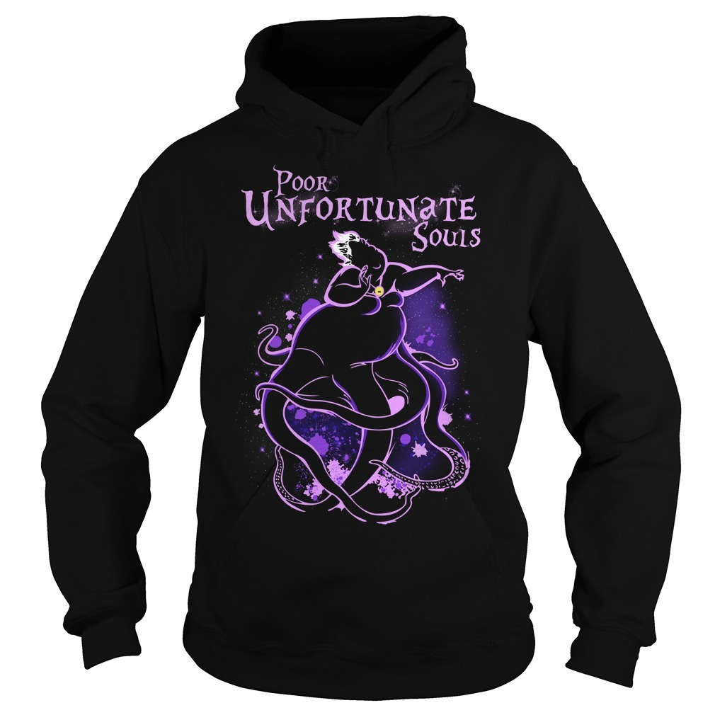 Ursula poor unfortunate souls Hoodie