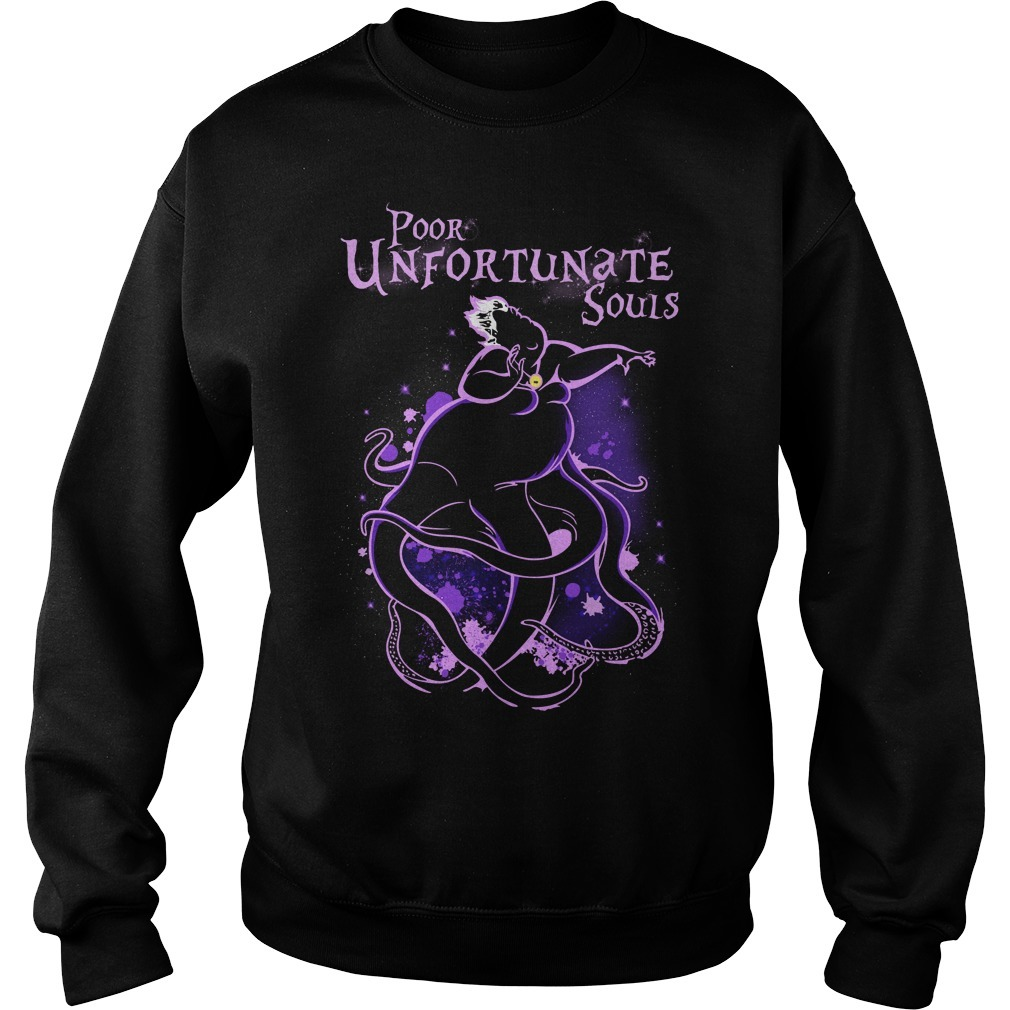 Ursula poor unfortunate souls Sweater
