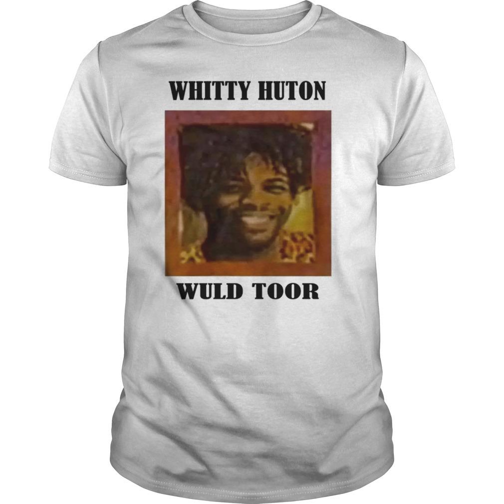 Whitty huton wuld toor Guys Shirt