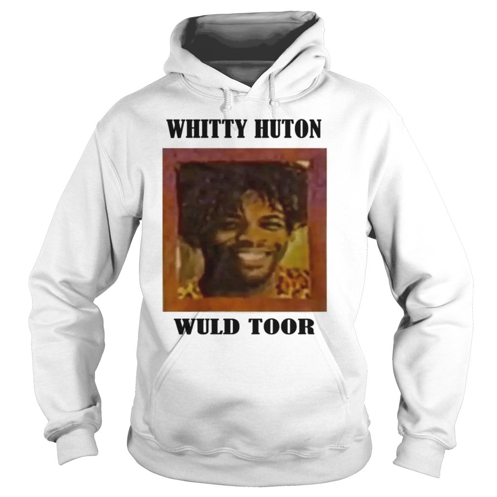 Whitty huton wuld toor Hoodie
