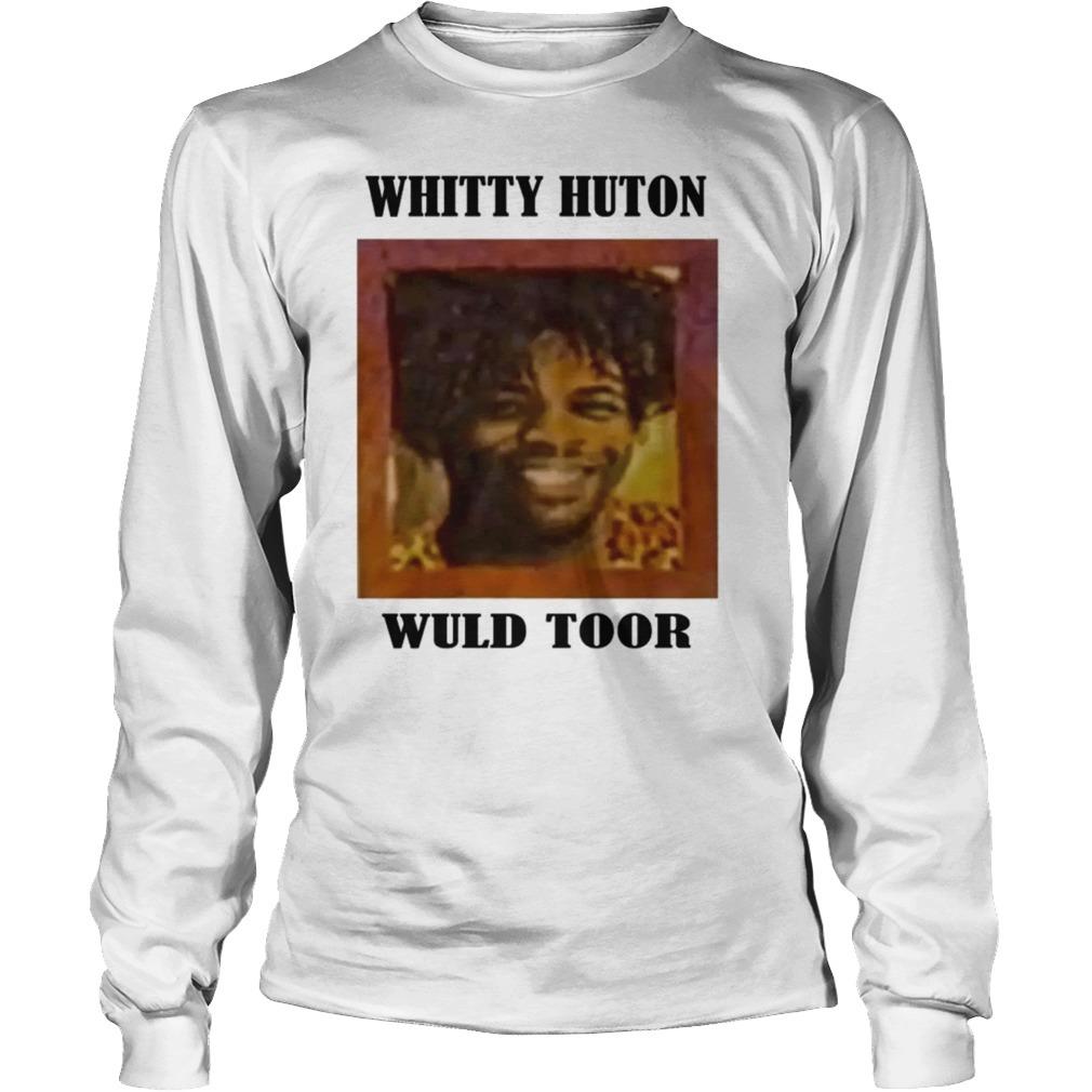 Whitty huton wuld toor Longsleeve Tee