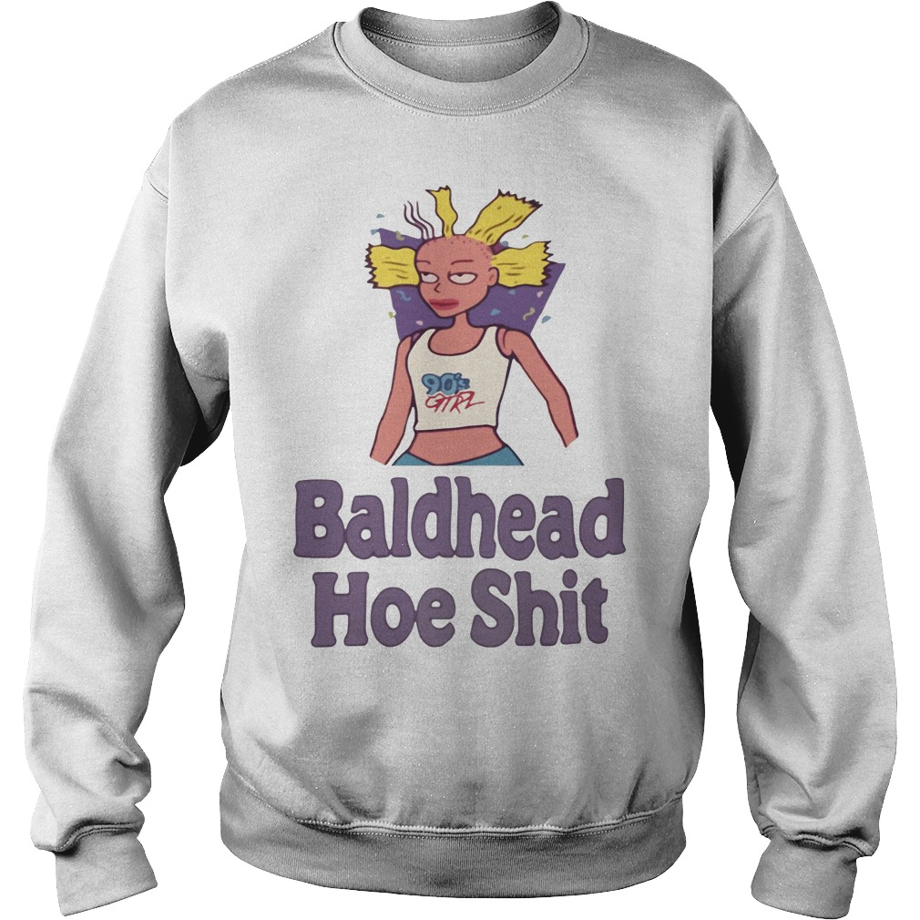 90's girl Bald Headed hoe shit Sweater