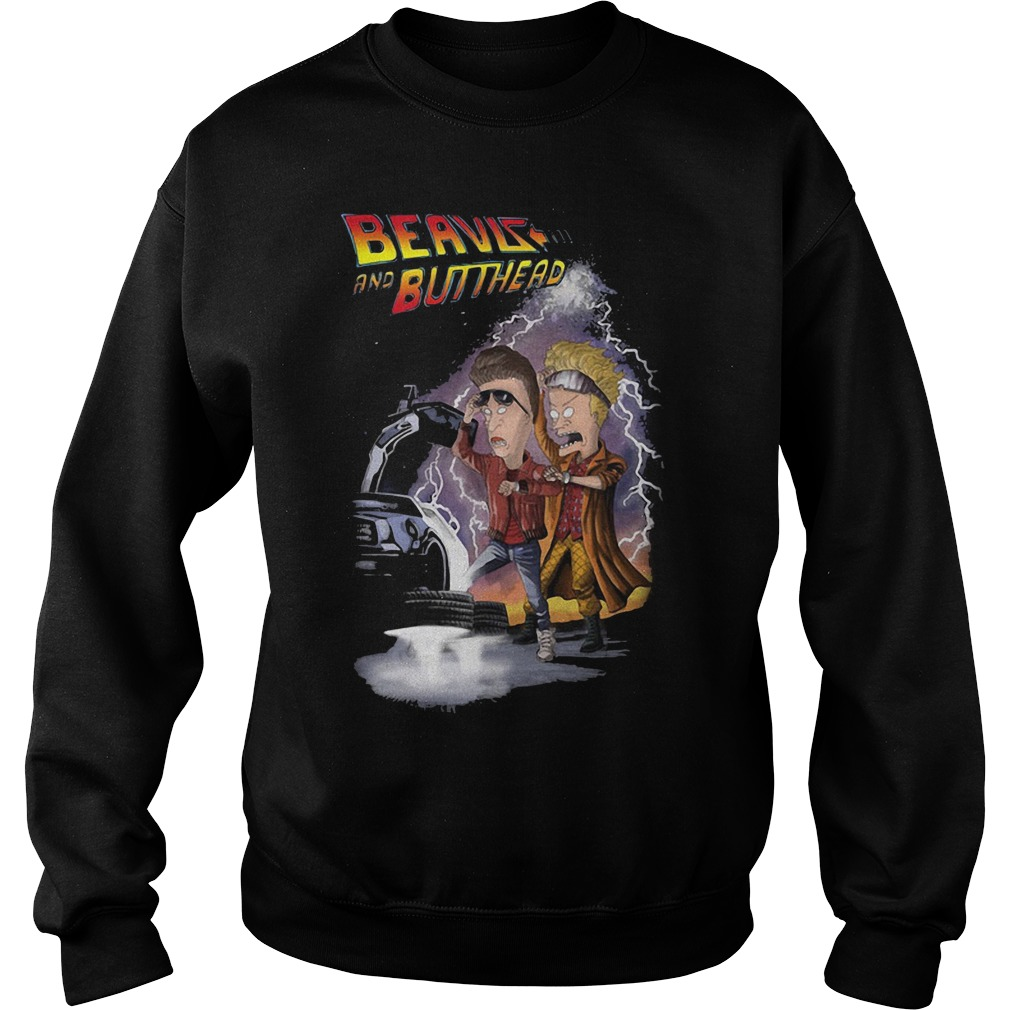 Beavis and Butthead Sweater