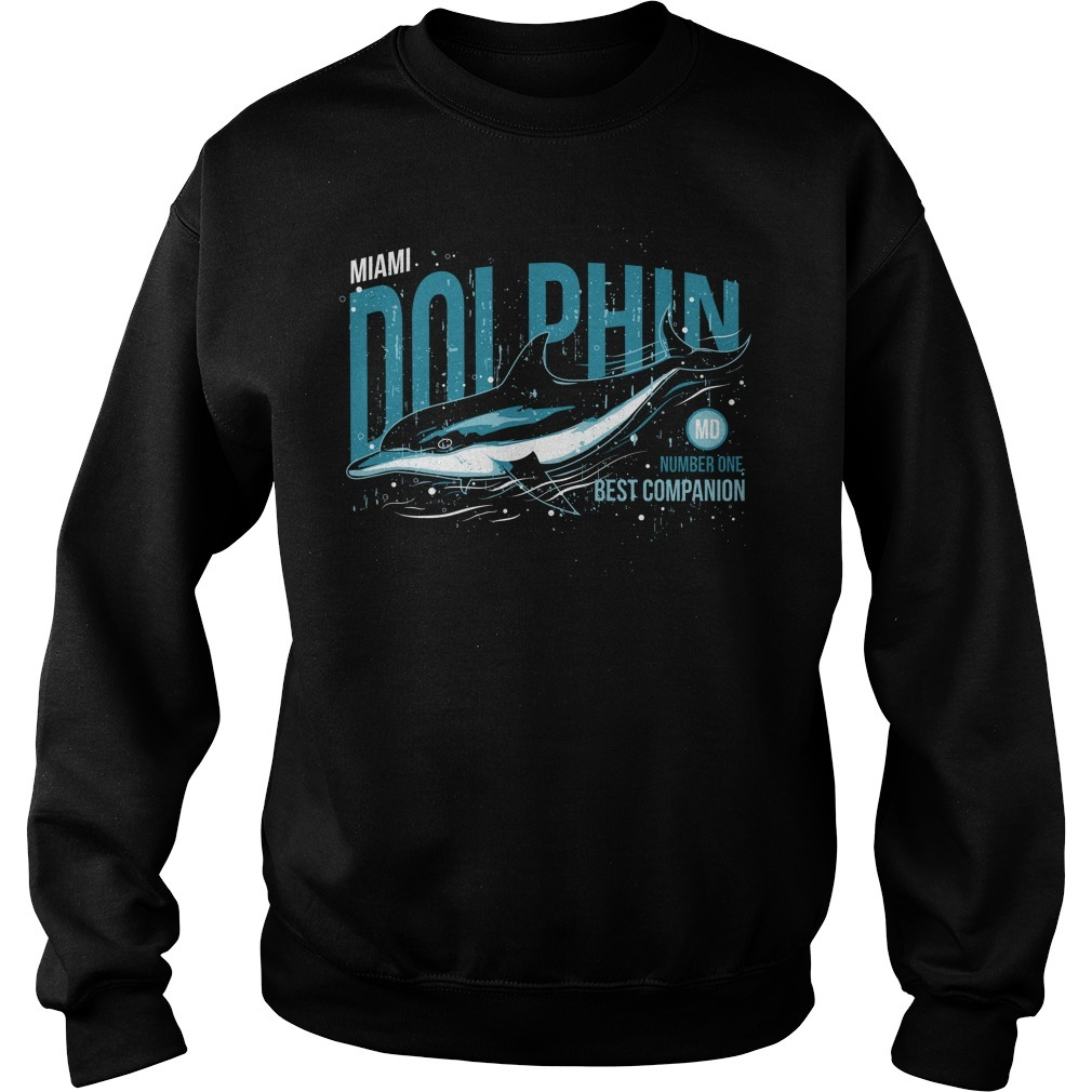 Dolphin number one best companion Sweater