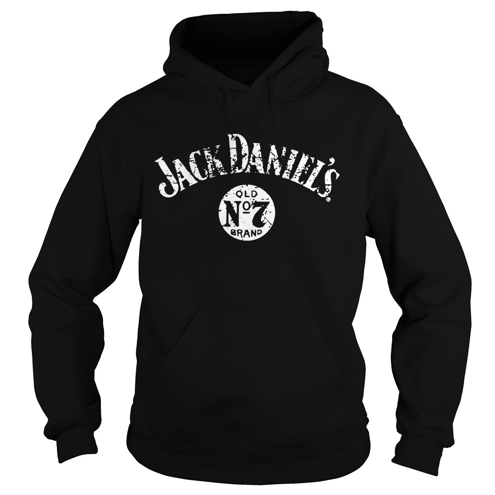 Hello Darkness my old friend Jack Daniel's I've come to drink with you again Hoodie