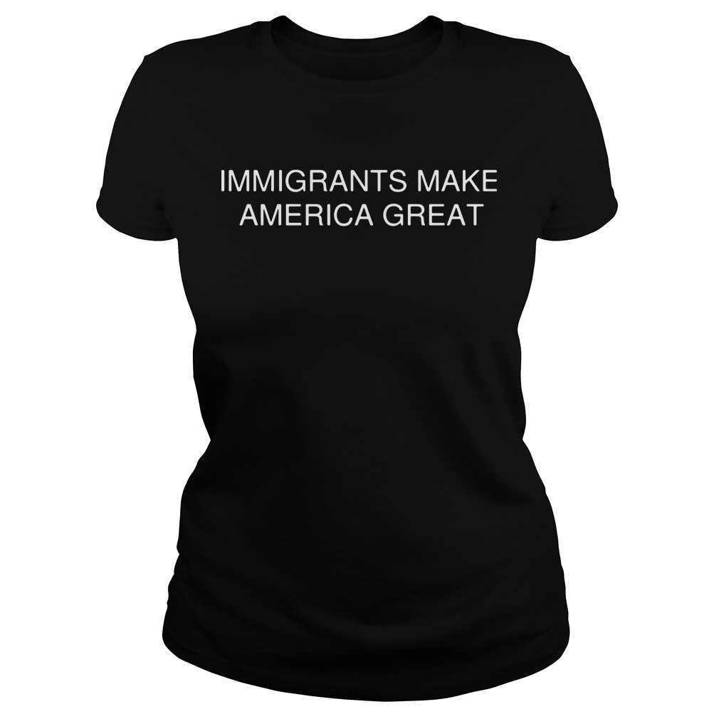 Immigrants make america great Sweater