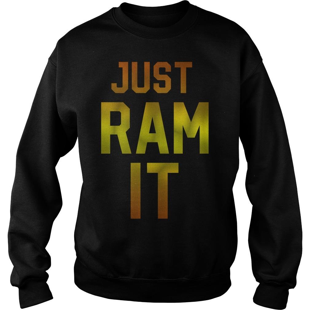 Just ram it Sweater