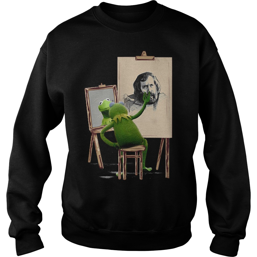 Kermit the Frog and R.I.P Jim Henson Sweater