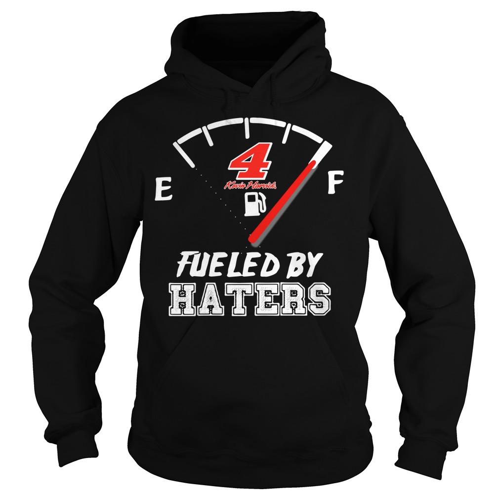 Kevin Harvick fueled by haters Hoodie