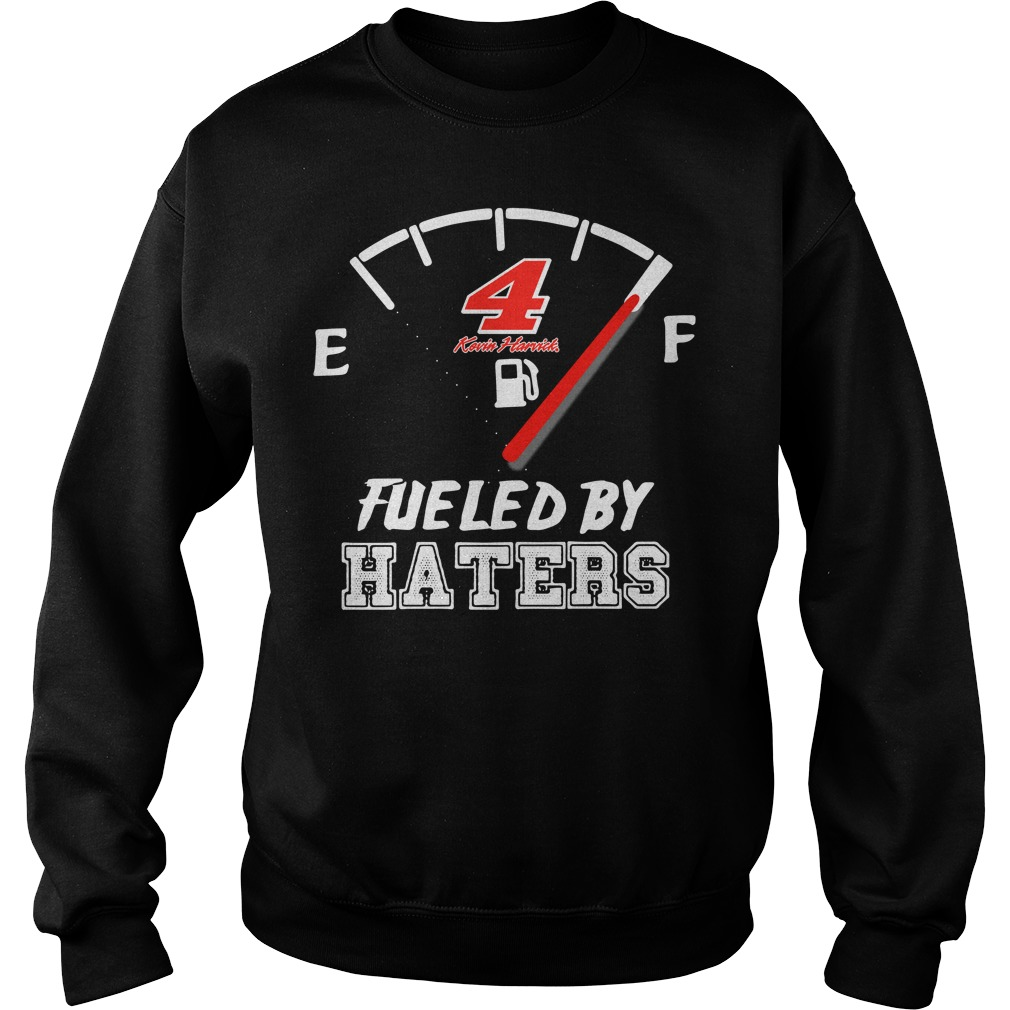 Kevin Harvick fueled by haters Sweater
