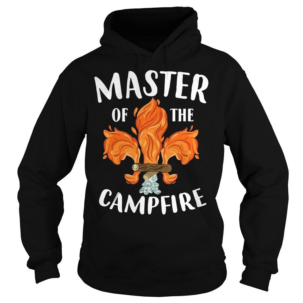 Master of the campfire Hoodie
