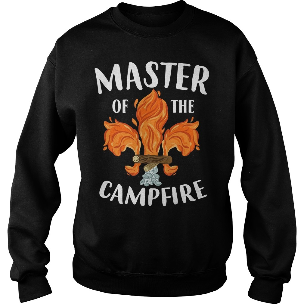 Master of the campfire Sweater