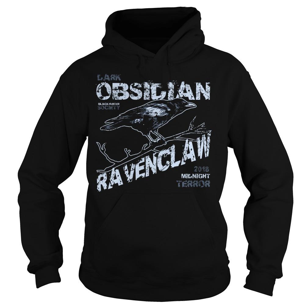 Obsidian ravenclaw Hoodie