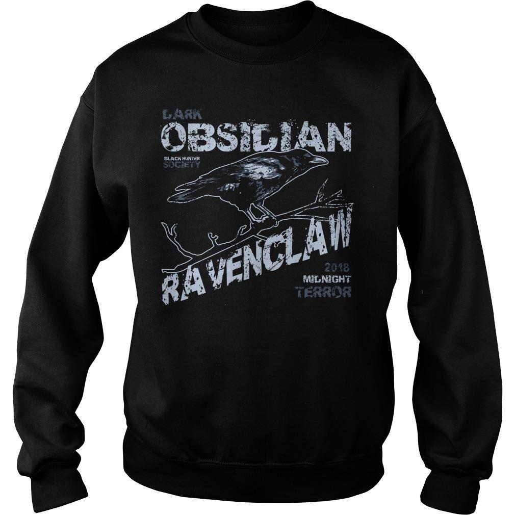Obsidian ravenclaw Sweater
